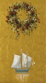 Μαγιάτικο στεφάνι και καράβι, 1971