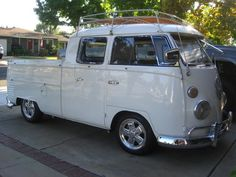 1965 VW Double Cab Transporter.
