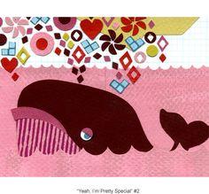cut paper illustrations