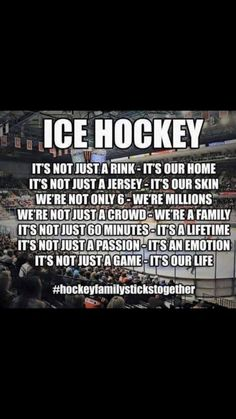 Favorite picture for this board. I choose this quote because it embodied everything I love about hockey. It also shows the specific aspects of the sport that make up my biggest passion while the other pins are just smaller parts of why I love hockey. Ice Hockey Quotes, Hockey Memes, Funny Hockey Quotes, Funny Quotes, Funny Memes, Hockey Tournaments, Hockey Players, Hockey Coach, Women's Hockey