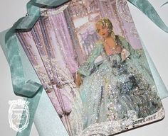 Royal Paparazzi Versailles Pink Set of Six by papernosh on Etsy, $25.99