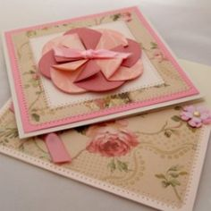 See how to use double-sided tape in your card making and crafting to create professional looking cards with no mess. Makes it very easy to layer up papers exactly where you want them for crafts like scrapbooking too.