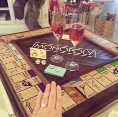 Guy Uses Custom Monopoly Board To Propose, And It's Actually The Cutest