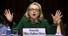 VIDEO: Diane Sawyer destroys Hillary Clinton on #Benghazi   What Liberals Are Calling Phony Benghazi GOP Hearings, We The People Call Felonies! Someone Needs To Go To Jail Here!