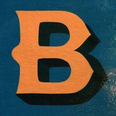 Letter B - a set on Flickr