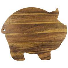 Found it at Wayfair - Pig Shaped Cutting Board