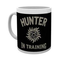 Caneca Supernatural Hunter