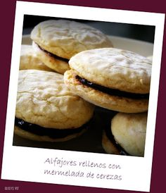 From Argentina to the Netherlands, for Love!:  ALFAJORES CORDOBESES