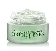 BASQNYC Cucumber Tea Eye Gel 05oz * Click on the image for additional details.