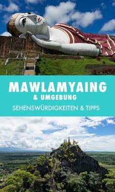 Mawlamyaing ist definitiv eine Reise wert und wir zeigen dir in diesem Bericht, was es dort alles zu sehen gibt. Wie immer haben wir natürlich auch noch eine Menge praktischer Tipps zu Unterkunft, sowie An- und Abreise für dich.