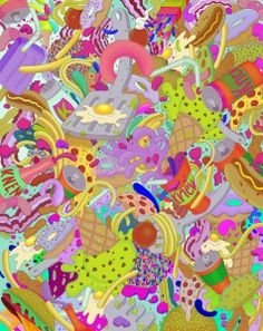 Michael Page: All over food