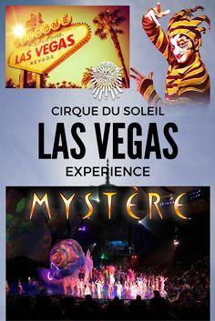 Las Vegas Cirque Du Soleil Mystere Review And Ticket Information