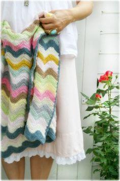 I wish I could crochet.....