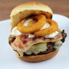 Grilled Steakhouse Burger...