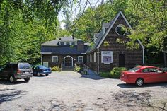 Delaware Hudson Canal Museum, High Falls, NY by Village Green Realty, via Flickr