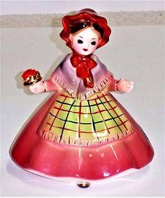 "She is 3"" tall. Has the original Josef sticker. | eBay!"