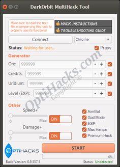 DarkOrbit Hack 2015 - Free Uridium Generator, Damage Hack
