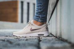 Nike - WMNS Air Max Thea (beige / brown) - 599409-106