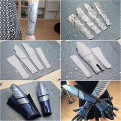 Cosplay Tutorials, books, videos and other interesting insights into the cosplay community! - Tutorials, books, videos and other interesting insights into the cosplay community by Kamui Cosplay. Tutorial Cosplay, Cosplay Diy, Cosplay Dress, Costume Tutorial, Cosplay Weapons, Sith Armor, Daedric Armor, Eva Foam Armor, Eva Schaum