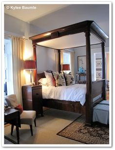P Allen Smith Master Bedroom