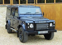 This Land Rover Defender has an unusual feature in the back and it could all be yours for just £47,750