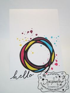 Stampin' Up! by Stampin Jacqueline: Swirly Scribbles