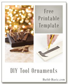 Make the PERFECT gift for the DIYer on you holiday list with our free printable…