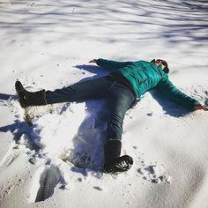 How to make snow angel   Hóangyal készítés első próbálkozás #fivesneakers #wecollectmemories