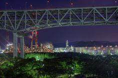 番の州高架橋 by hiroshi ookura