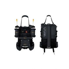 WAA Ultra Equipment Ultrabag 20L Backpack with 2 x 750ml Bottles | RacingThePlanet, The Outdoor Store