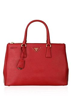 Prada Women's Tote Bag Saffiano Leather in Red Style 2274 Prada http://www.amazon.com/dp/B00N30CQ7Y/ref=cm_sw_r_pi_dp_hrzeub056TV3G