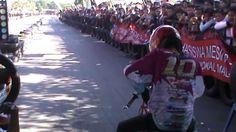 Drag Bike Malang 2015 - Final Bebek 4Tak Tune Up 200cc