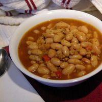 Mayocoba Beans (Canario-Peruanos)