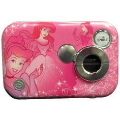 Sakar   Disney Princess 2.1Mp Digital Camera