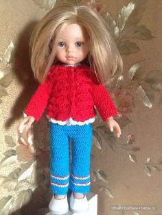 Моё новое хобби-вязаная одежда для Паолочек / Одежда и обувь для кукол - своими…