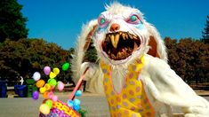 Bipolar Easter Bunny Song - Mr. Safety is back in the swing of things. Yearly Easter video