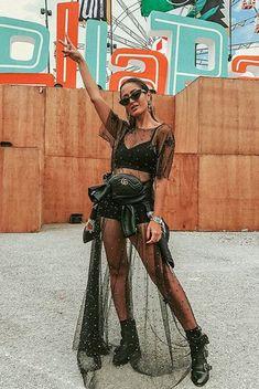 38 ideias de looks Lollapalooza 2019 Brasil para inspirar ♥