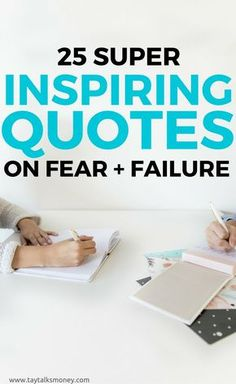 25 inspirational and motivational quotes from rappers and visionaries to help you overcome fear, failure, and foes (a.k.a. your haters).    Motivation   Inspiration   Side Hustles   Make Extra Money