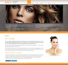 Kiev Energy is a multipurpose and fast loading Joomla template that has a range of easy to use features which can make any Joomla website look ultra slick and professional. This Joomla responsive temp Joomla Templates, Mobile Phones, Looks Great, Fonts, That Look, Colours, Good Things, Board, Easy