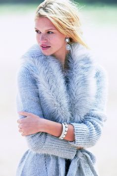 Nadine Leopold - beautiful model from Austria