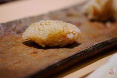 Sushi Imamura @ Shirokane, Tokyo, Japan - 鮨いまむら @ 白金 東京  #sushi #sushiimamura #tokyo #japan #ika #squid