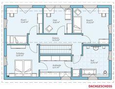 Fertighaus und Energiesparhaus - Variant 25-183 DG