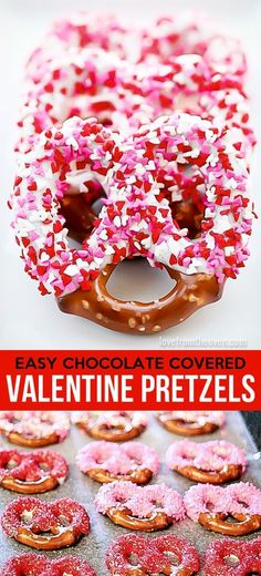 How To Make Chocolate Covered Pretzels for Valentine's Day - a great step by step guide. How To Make Chocolate Covered Pretzels for Valentine's Day - a great step by step guide. Valentine Desserts, Valentines Day Food, Valentine Treats, Holiday Treats, Holiday Recipes, Valentines Baking, Valentine Cupcakes, Valentines Day Chocolates, Heart Cupcakes