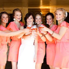 Avoid embarrassing faux-pas in front of your bridal party with these 5 helpful tips that will make your bridesmaids love you (even more!)