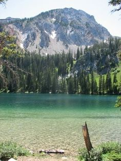 Fairy Lake. One of my favorite places in the world.