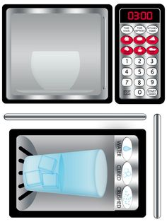 DIGITAL DOWNLOAD Play Kitchen Stainless Decal by Printatoy on Etsy