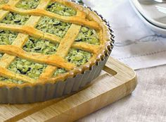 Denny Chef Blog: Torta salata alla ricotta e zucchine senza burro