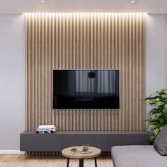 Living Room Wall Units, Living Room Tv Unit Designs, Home Living Room, Living Room Decor, Wall Unit Designs, Modern Tv Wall Units, Modern Tv Room, Home Room Design, Living Room Inspiration