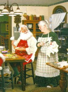 Mr. And Mrs Claus