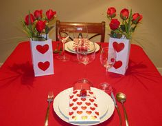 valentines night menu ideas
